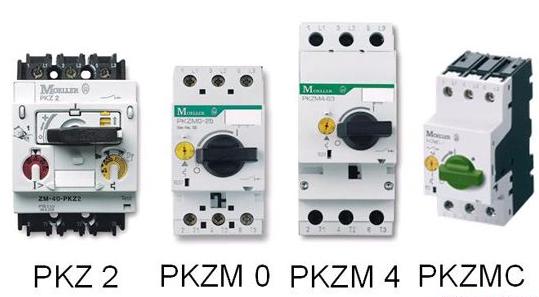电机保护断路器PKZ系列