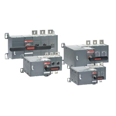 ABB OT系列PC级双电源转换开关